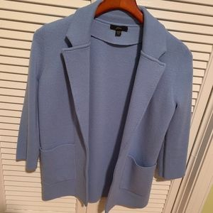 J Crew Sophie sweater blazer